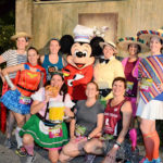 Walt Disney World Wine and Dine Half Marathon 2013