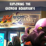 Exploring Georgia Aquarium's Aquanaut Adventure!
