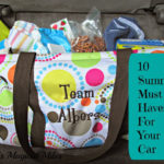 Is Your Car Summer Ready?  10 Things You Need In Your Family Truckster
