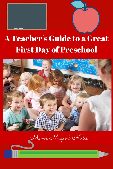 First Time in Preschool?  Take It From The Teacher – What You Need To Know For A Great Start