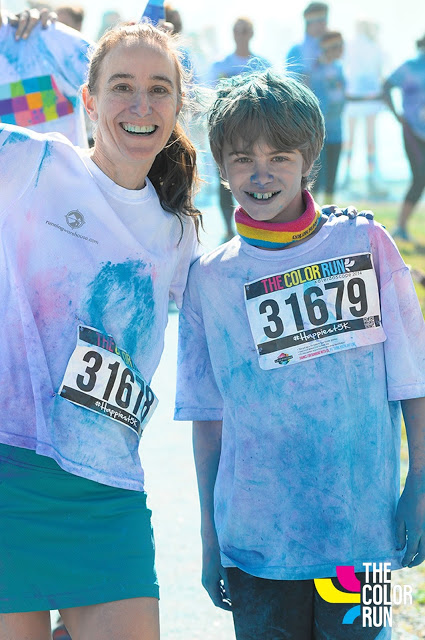 It's Not Easy Being Green – A Color Run From The Other Side Of The Powder!