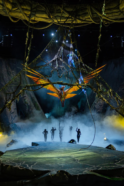 Toruk: The First Flight Cirque du Soleil Coming to Atlanta