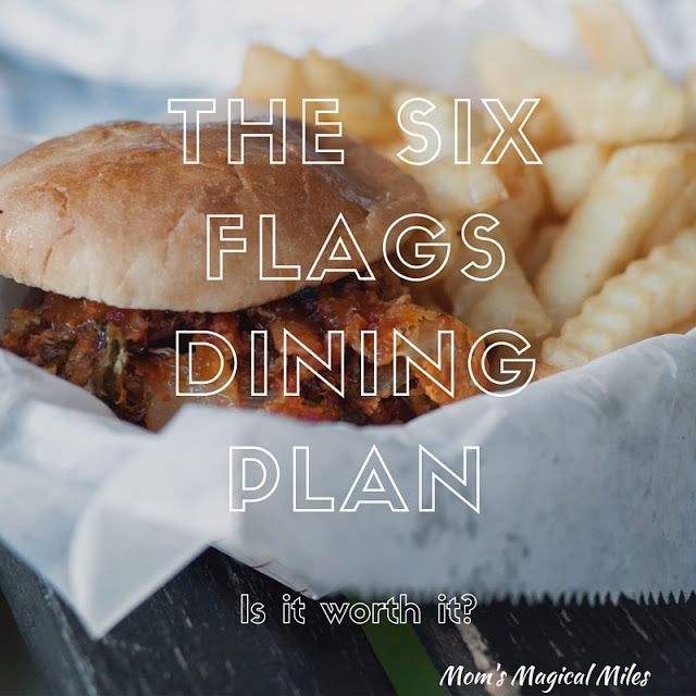 Is the Six Flags Over Georgia Dining Pass Worth It?