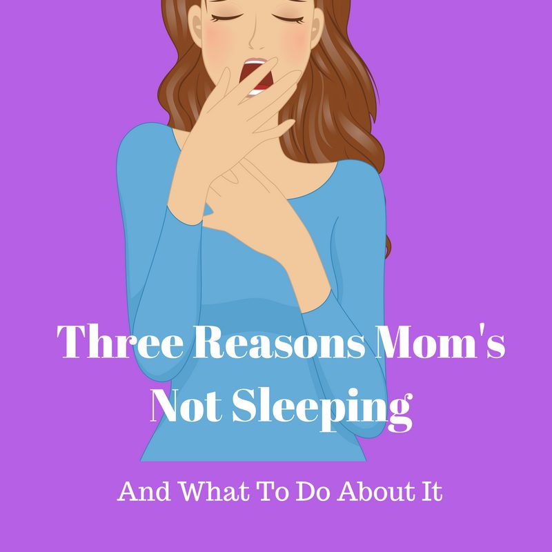 Three Reasons Why You're Not Sleeping – And What To Do About It