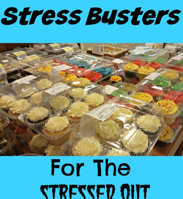 Four Surefire Stress Busters For The Stressed Out Mama