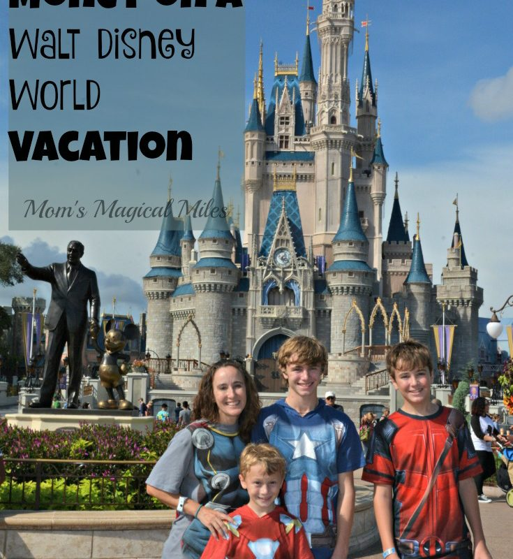 Saving Money On Your Walt Disney World Vacation