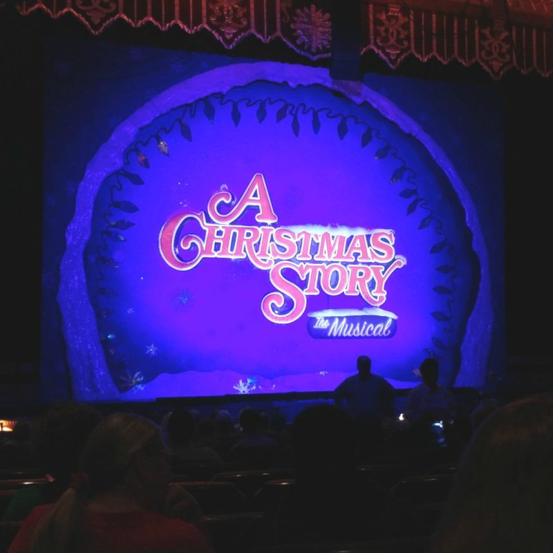 A Christmas Story at the Fox Theatre