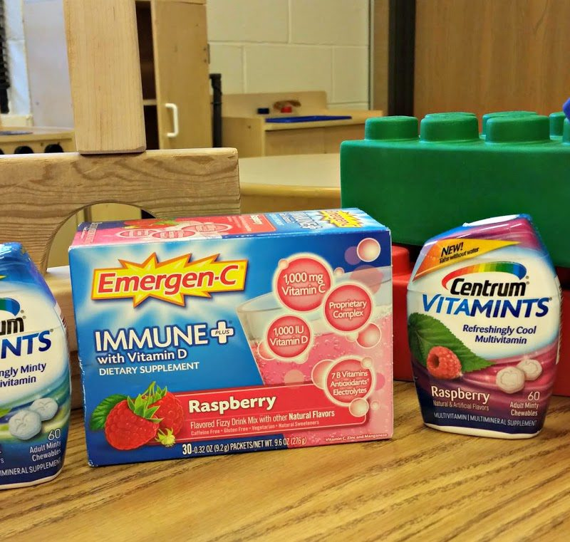 The Superhero Mom's Guide to Fighting Off Germs This Fall!