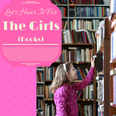 This #AdventOfGratitude, I'm so thankful for all the girls who blessed my childhood. The fictional ones. Let's hear it for the Girl Books!