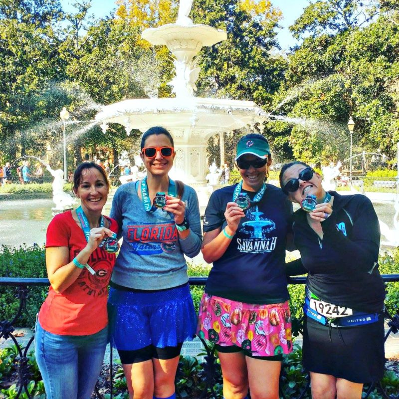 2016 Rock 'n' Roll Savannah Half Marathon