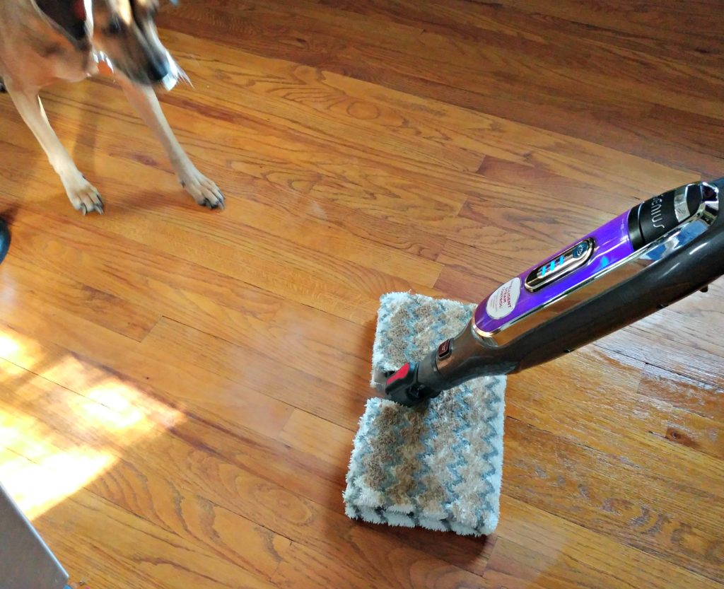 Shark Genius Steam Pocket Mop System Review Mom S