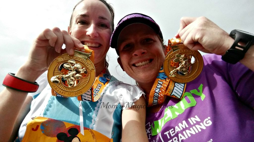 2015 Walt Disney World Marathon completed!