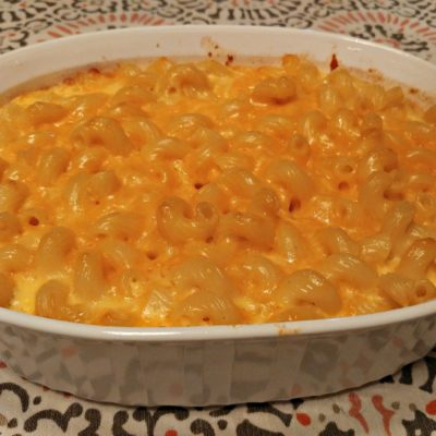 Easy Macaroni & Cheese – Publix Card Giveaway