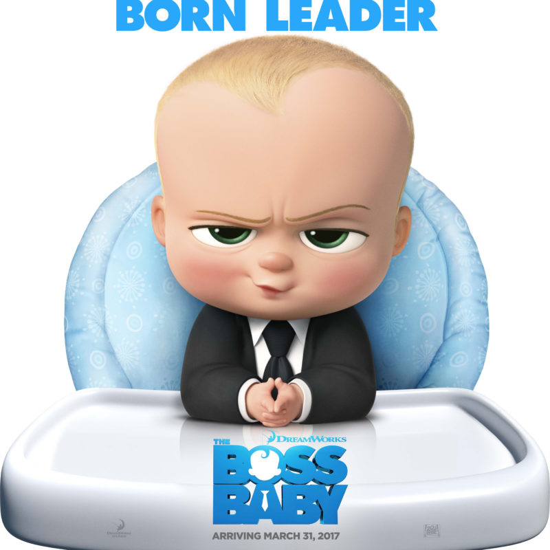 The Boss Baby: Movie Review