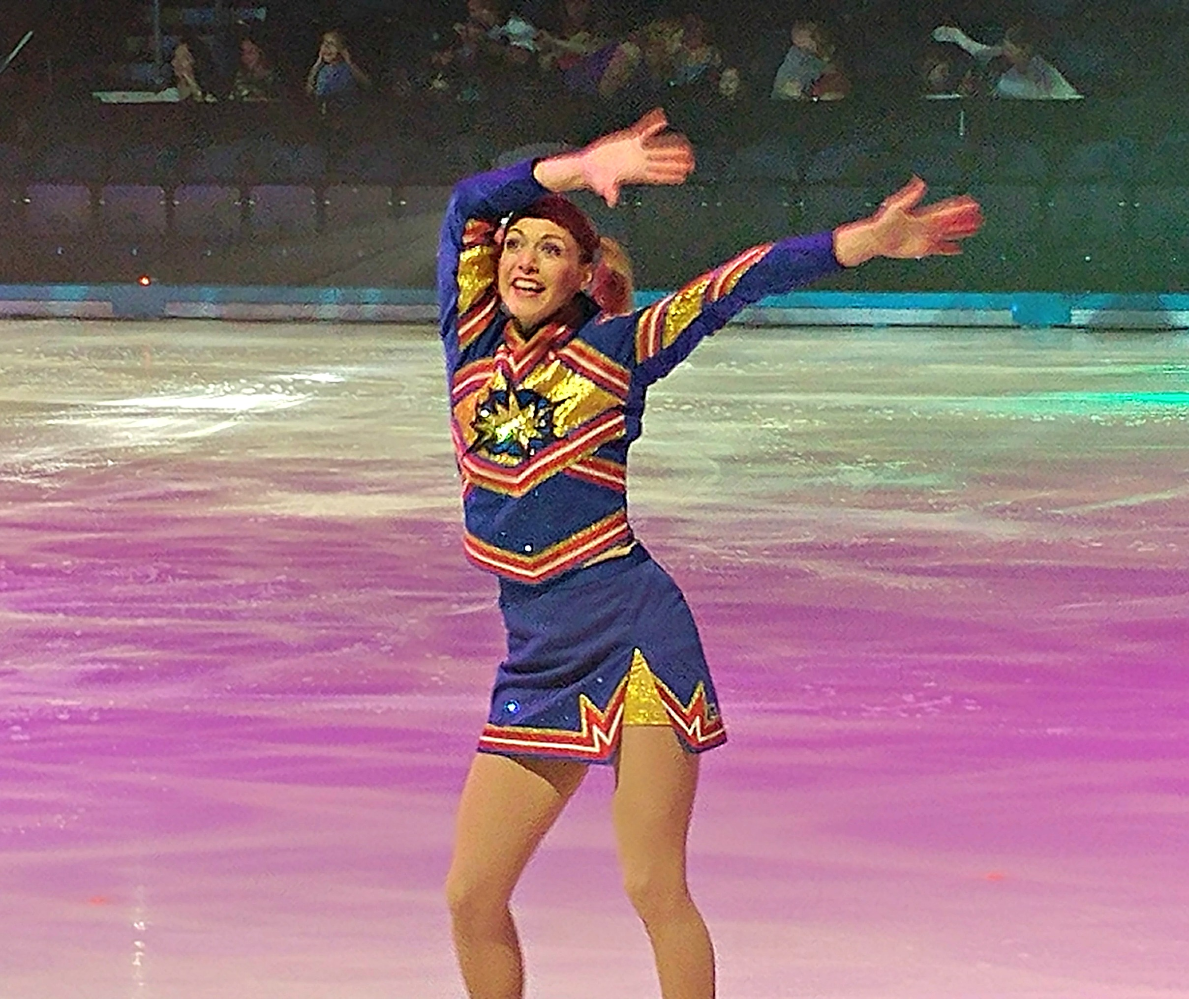 Enjoy a pre-show dance party at Disney On Ice!