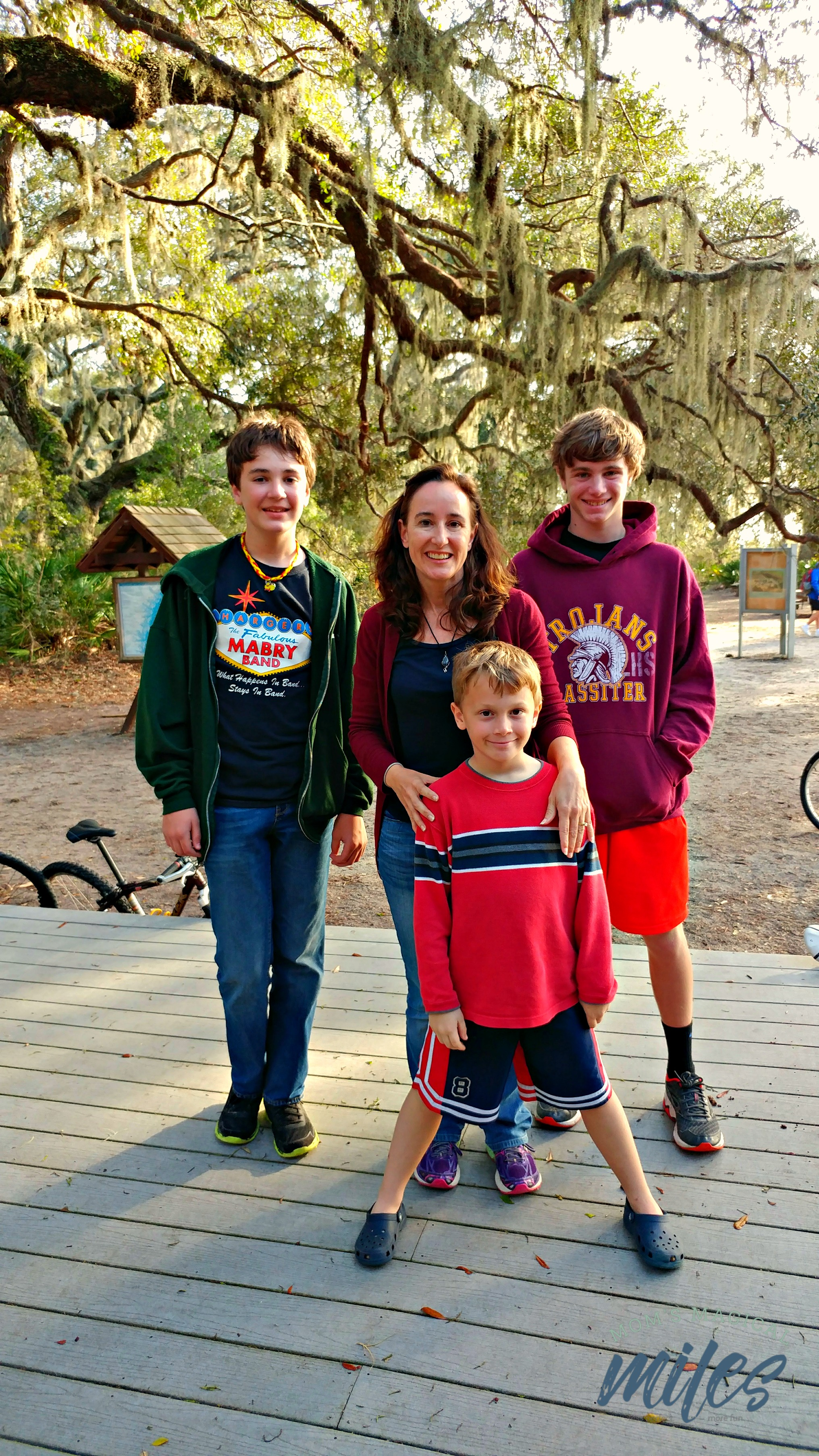 Cumberland Island on the Georgia coast is truly made for families to unplug and reconnect with each other.
