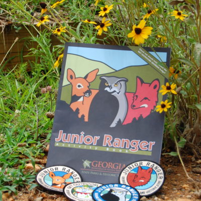 The Junior Ranger program at Georgia State Parks is a great way to get kids outside this summer!