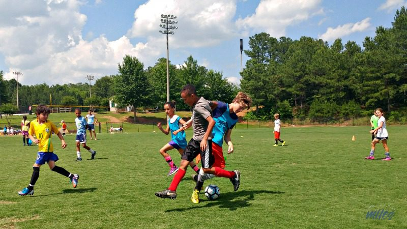 British Soccer Camp 2017 Review