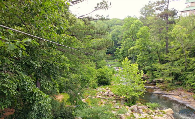 Zip Line at Historic Banning Mills – Family Fun With Tweens and Teens