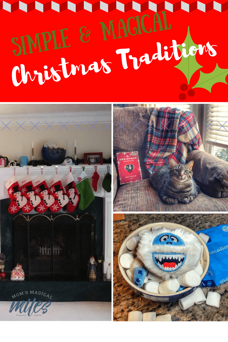 Looking to freshen up your Christmas season with some simple and budget friendly ideas? I've got three fun and unique traditions that my family loves - that DON'T break the bank. #ChristmasTraditions #December #ElfOnTheShelf