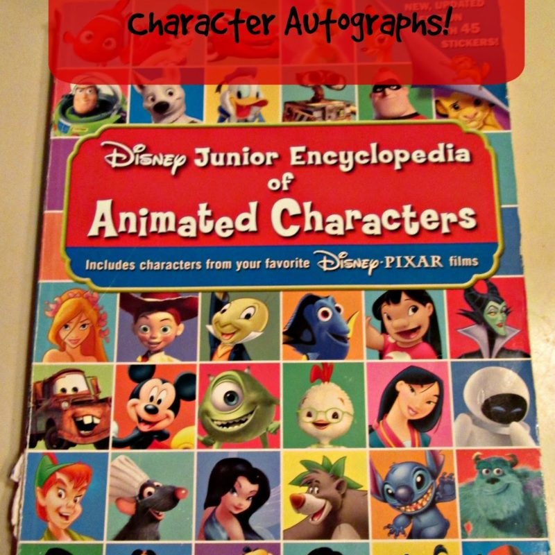 Collect Disney Autographs With Character!