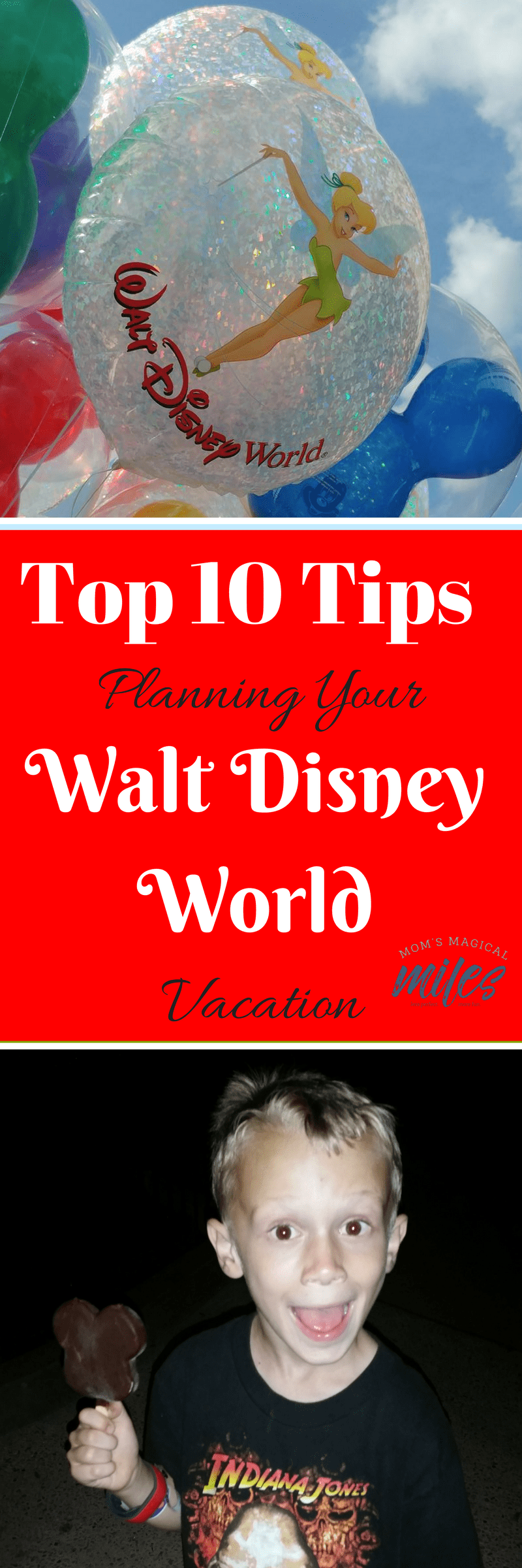 Never been to Walt Disney World? You've visited, but it's been a while? Then I'm talking to you! I'm giving you my top 10 Disney planning tips! #WaltDisneyWorld #DisneyPlanning
