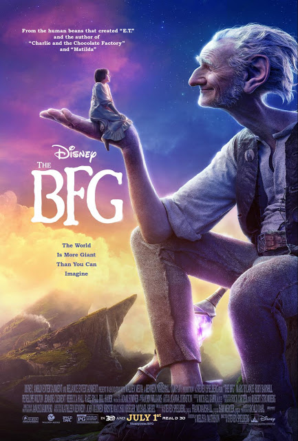 Disney's The BFG – Review, Activity Sheets and Sweepstakes!