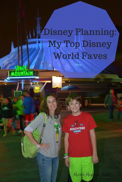 Plan Your Walt Disney World Trip: My Top Faves By Category