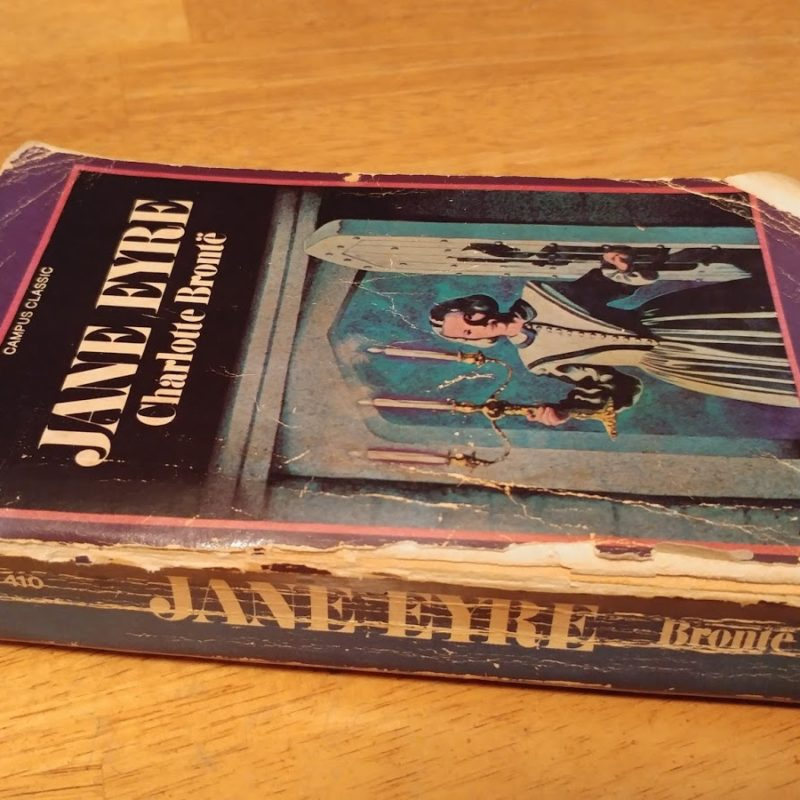 Advent of Gratitude: Day 8 – Jane Eyre