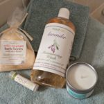 Nourish Bath Products Review
