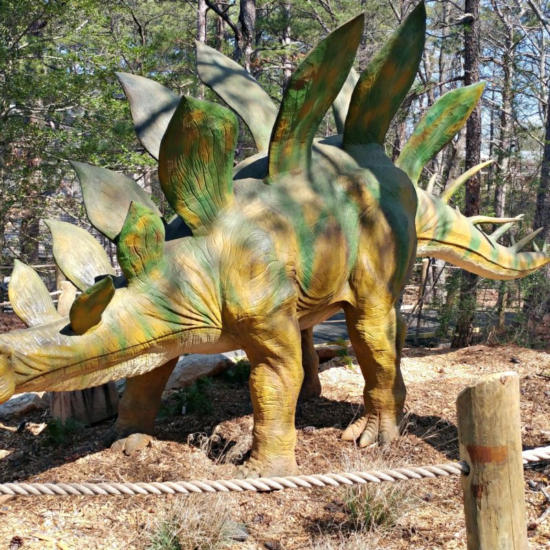 Dinosaur Explore at Stone Mountain Park