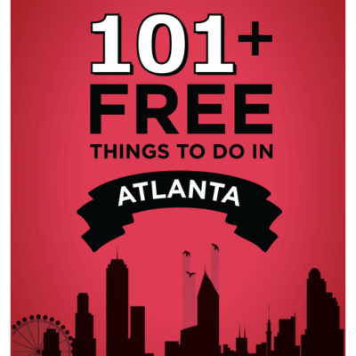 Enter to win a digital copy of 101+ Free Things To Do In Atlanta by 365 Atlanta Family authors Sue Rodman and Lesli Peterson! The book is packed full of great discoveries for Atlanta families!