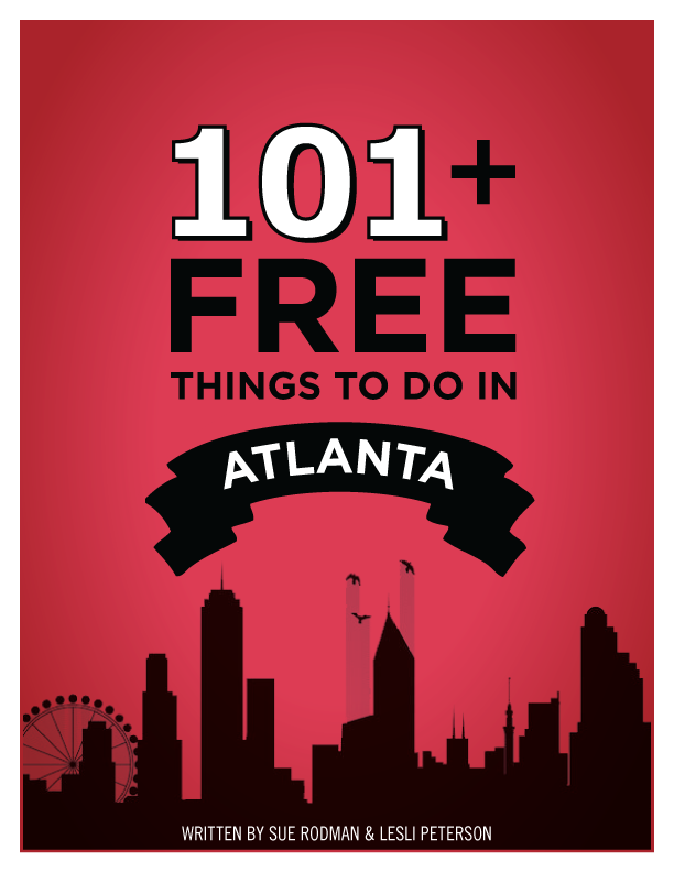 101 Free Things To Do in Atlanta: Review and Giveaway!