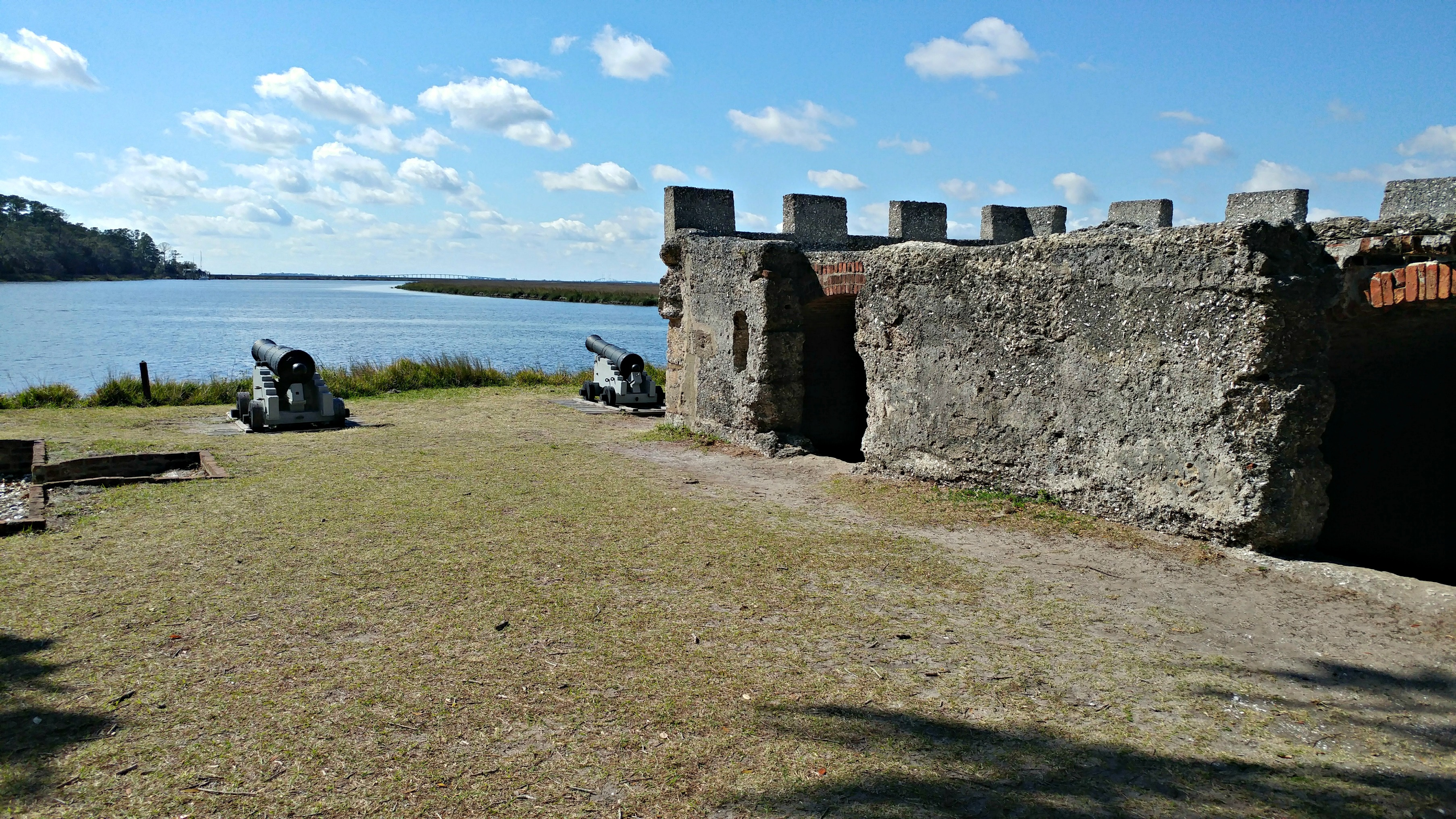Georgia Coast Road Trip Day 3 Fort Frederica And St