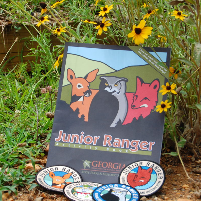 Earn Junior Ranger Badges at Georgia State Parks