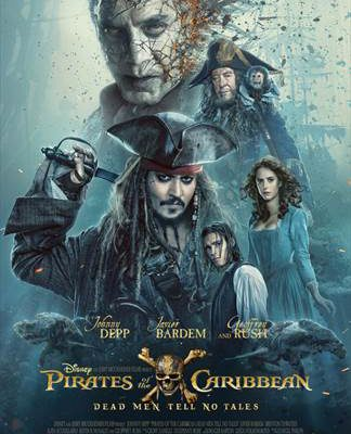 The new Pirates of the Caribbean movie is a hit! I've got the highlights and a mom's eye view for family friendliness.