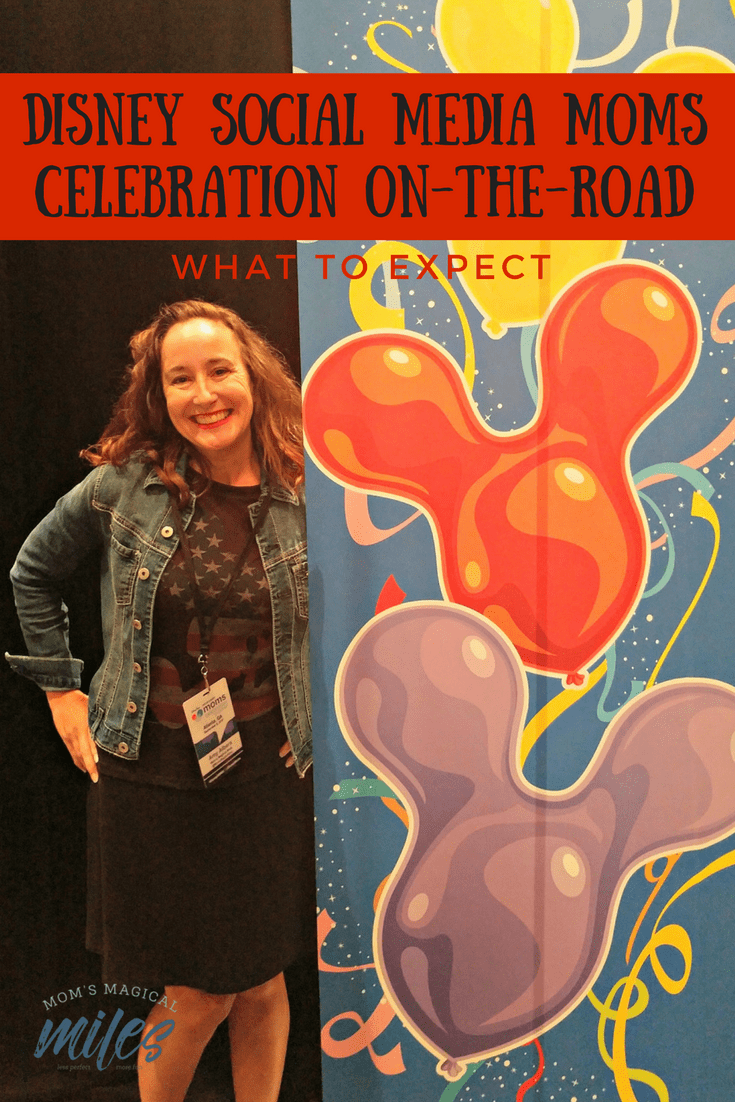 Did you get some pixie dust in your email? If you've been invited to a Disney Social Media Moms Celebration On-the-Road event, here's the scoop on what's in store for you!