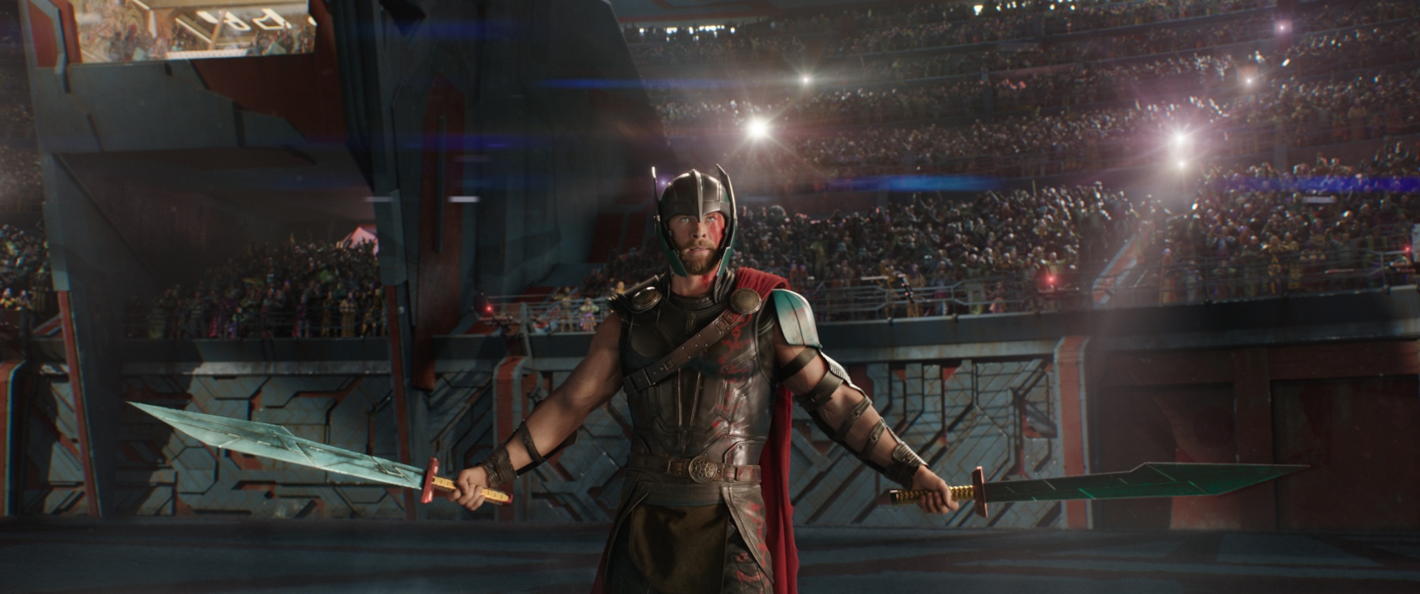 THOR: RAGNAROK comes out in theaters nationwide November 3rd!