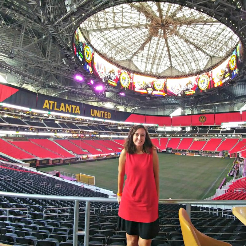 8 Fun Things You Didn't Know About Atlanta's Mercedes-Benz Stadium