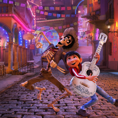 The music in the new Disney Pixar film COCO will have you dancing in your seat!