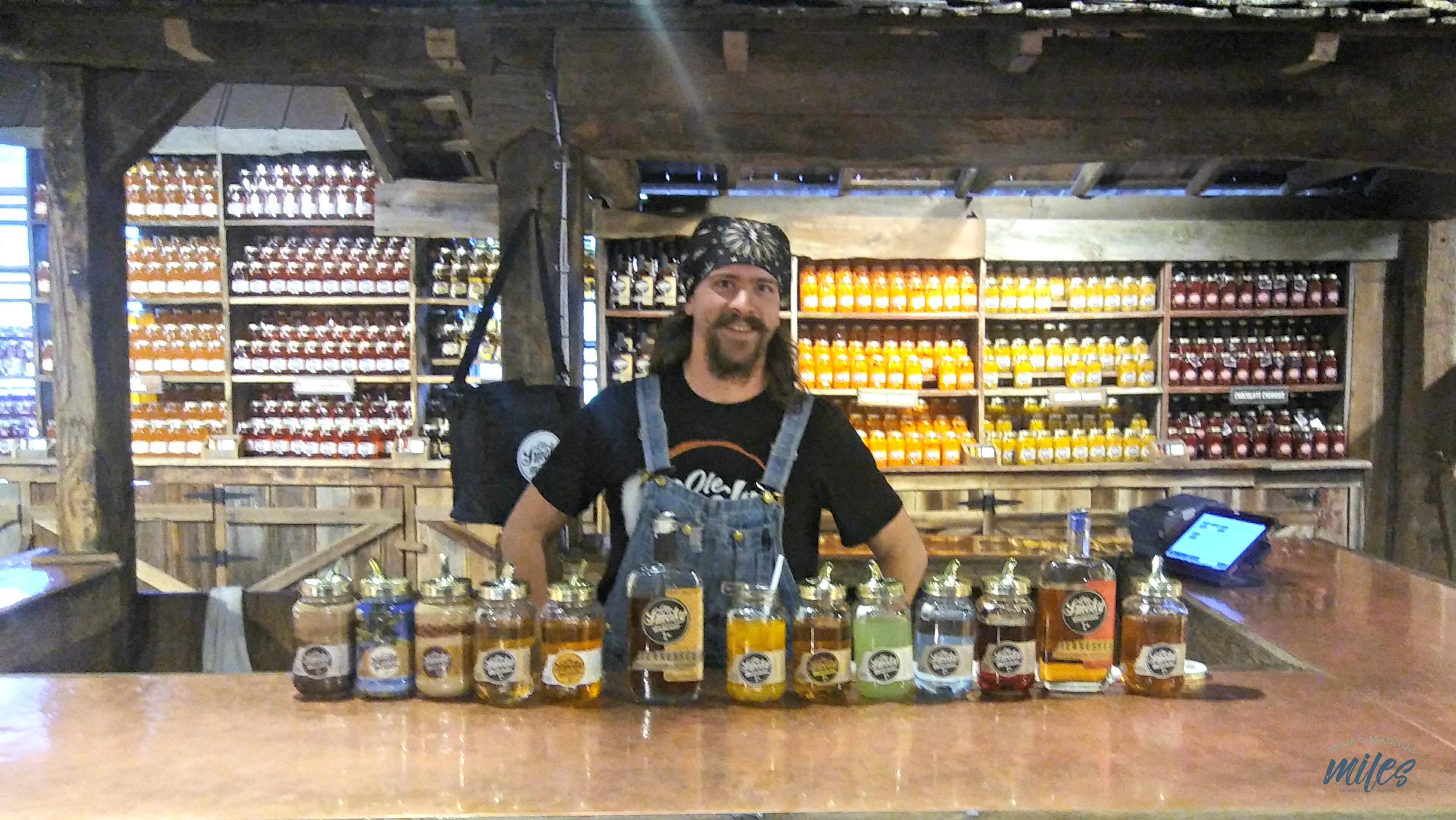 If you are in Gatlinburg, get a taste of a regional tradition - moonshine! With all the flavors available, you're sure to find one to take home and enjoy!