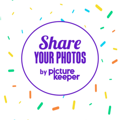 The Share Your Photos App makes photo sharing a snap!