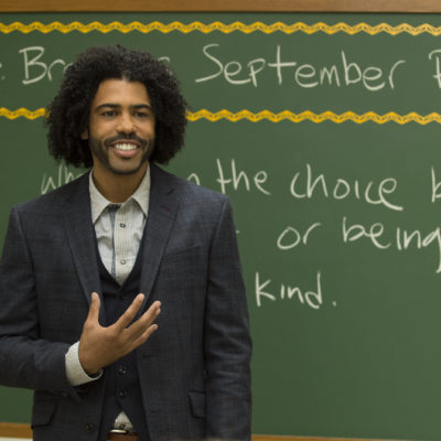 "An influential teacher in ""Wonder"" encourages his class to Choose Kind over being right."