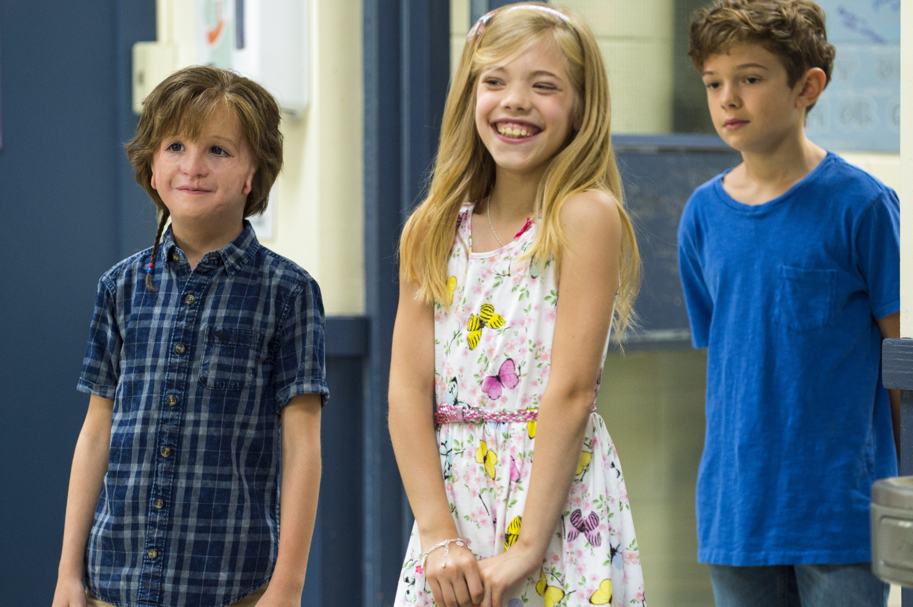 """In the new movie """"Wonder"""", children learn an important lesson about how to Choose Kind"""