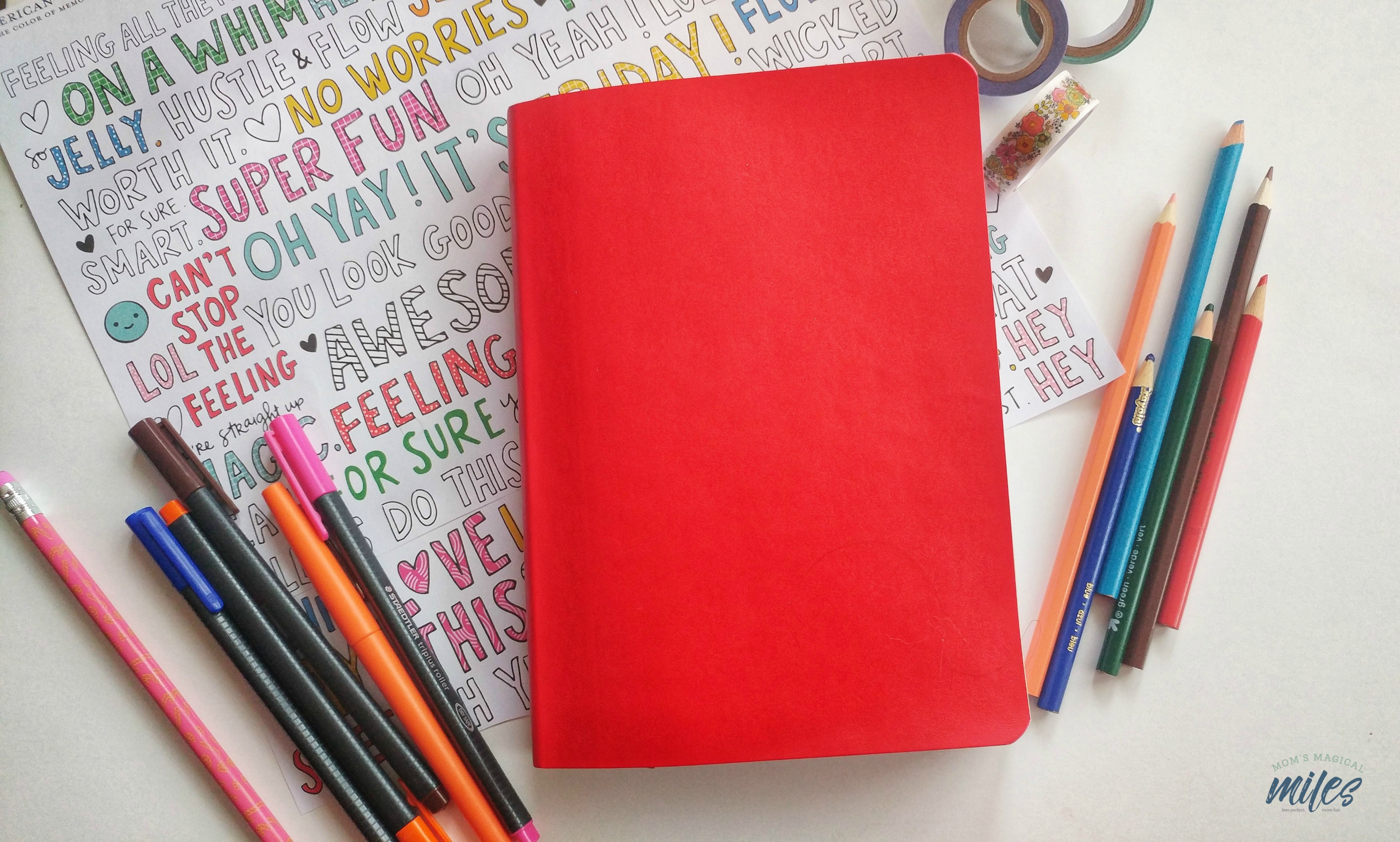Curious about the Bullet Journal craze? Start with the basics of a beginner bullet journal.