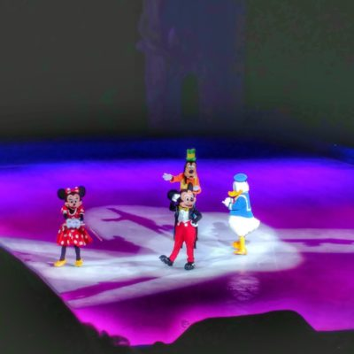 Join Mickey and his friends as they travel to visit your favorite characters in Disney on Ice!