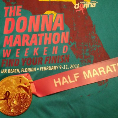 The 2018 DONNA Half Marathon: Race Recap