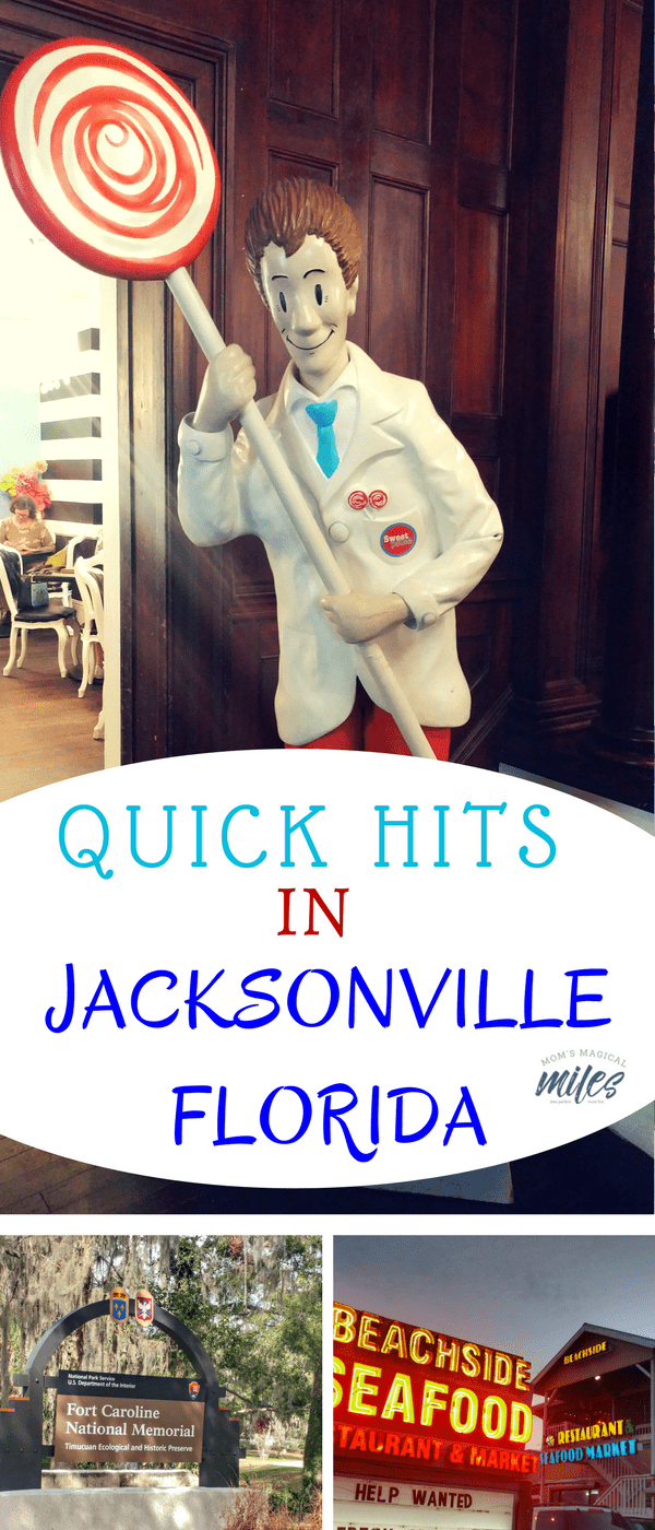 At less than six hours from Atlanta, Jacksonville, FLorida is a destination full of fun to explore. Sure, there are beaches, but if you are looking for something more, Jacksonville's family fun doesn't disappoint! #ad #Jacksonville #VisitJax #Florida