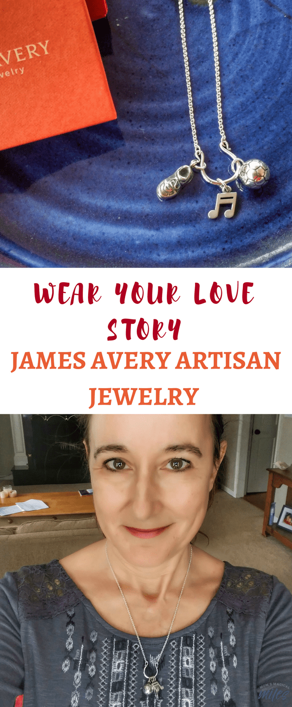 Searching for the perfect Valentine's Day gift?  Check out the new James Avery Valentine collection and wear your love story!  #Ad  #JamesAvery #ValentinesGifts #Jewelry #WearYourLoveStory