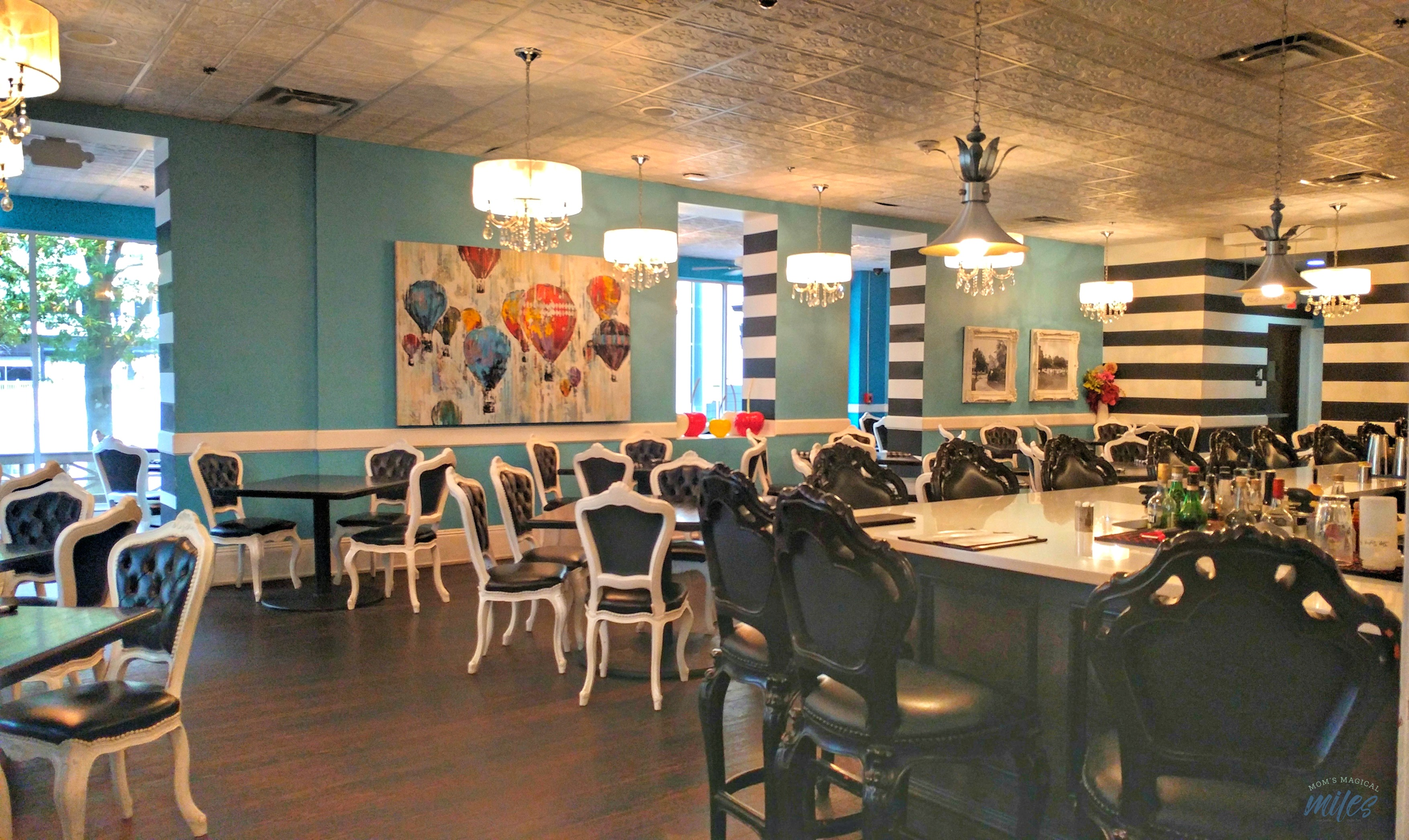 The Candy Apple Cafe inside Sweet Pete's offers brunch, lunch and dinner. Jacksonville, FL